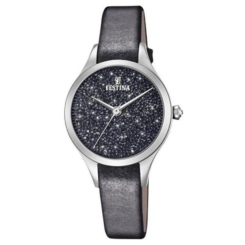 Dámske hodinky FESTINA Swarovski 20409 3  4653d3c7bcd