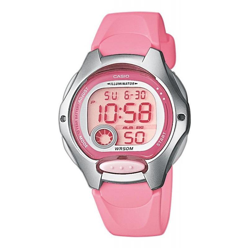 3D náhled Dámske hodinky CASIO LW-200-4B e47aefec237