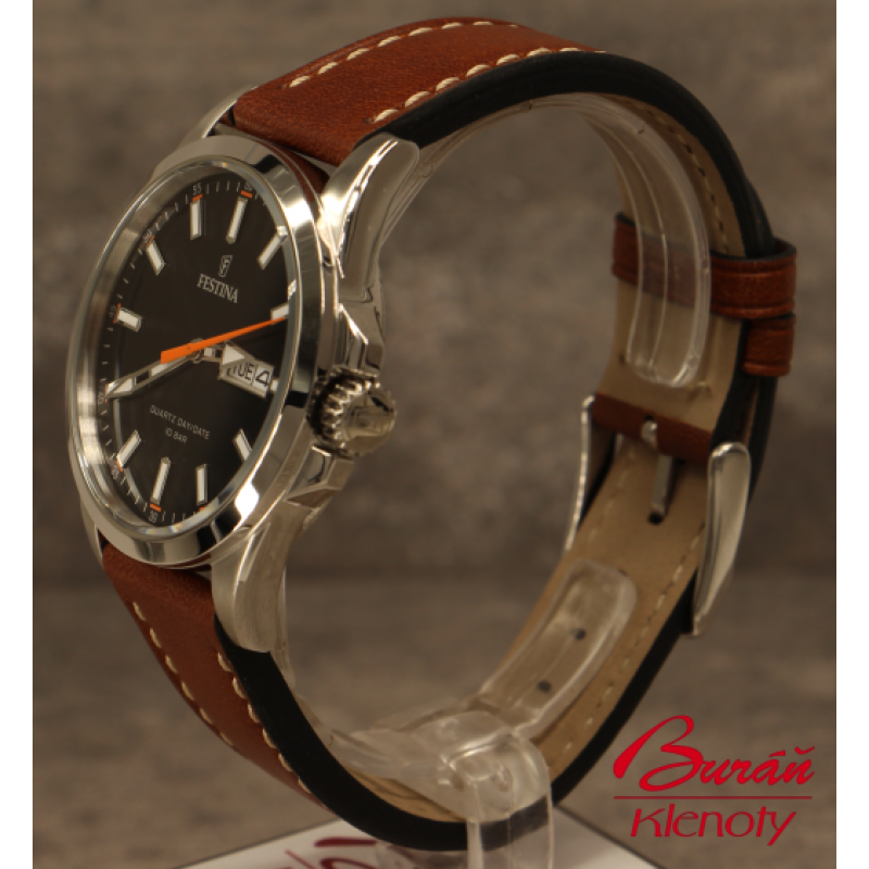 ... Pánske hodinky FESTINA Classic Strap 20358 2 ... d5de864951