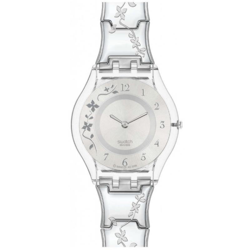 7317ec00d Dámske hodinky SWATCH Climber Flowery SFK300G | Klenoty-buran.sk