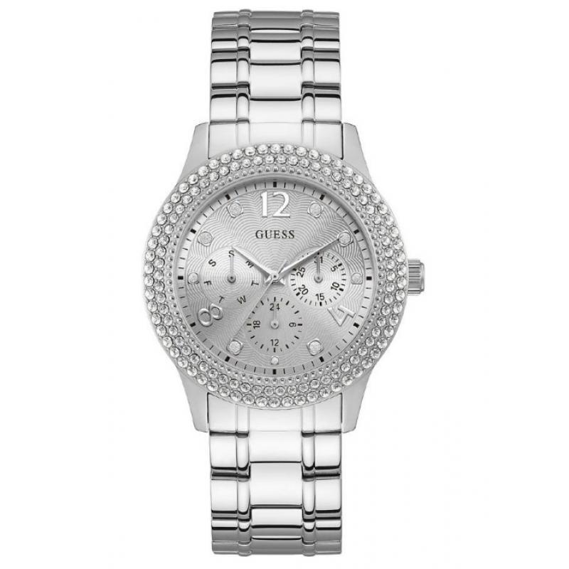 96d8eba8d Dámske hodinky GUESS Bedazzle W1097L1 | Klenoty-buran.sk