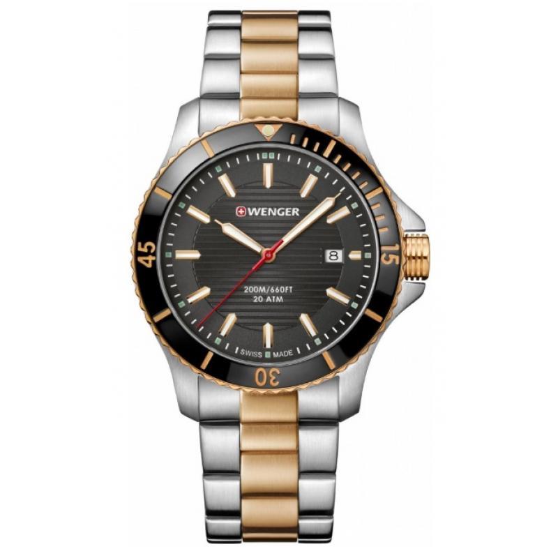 83ec3afe0 Pánske hodinky WENGER Sea Force 01.0641.127 | Klenoty-buran.sk