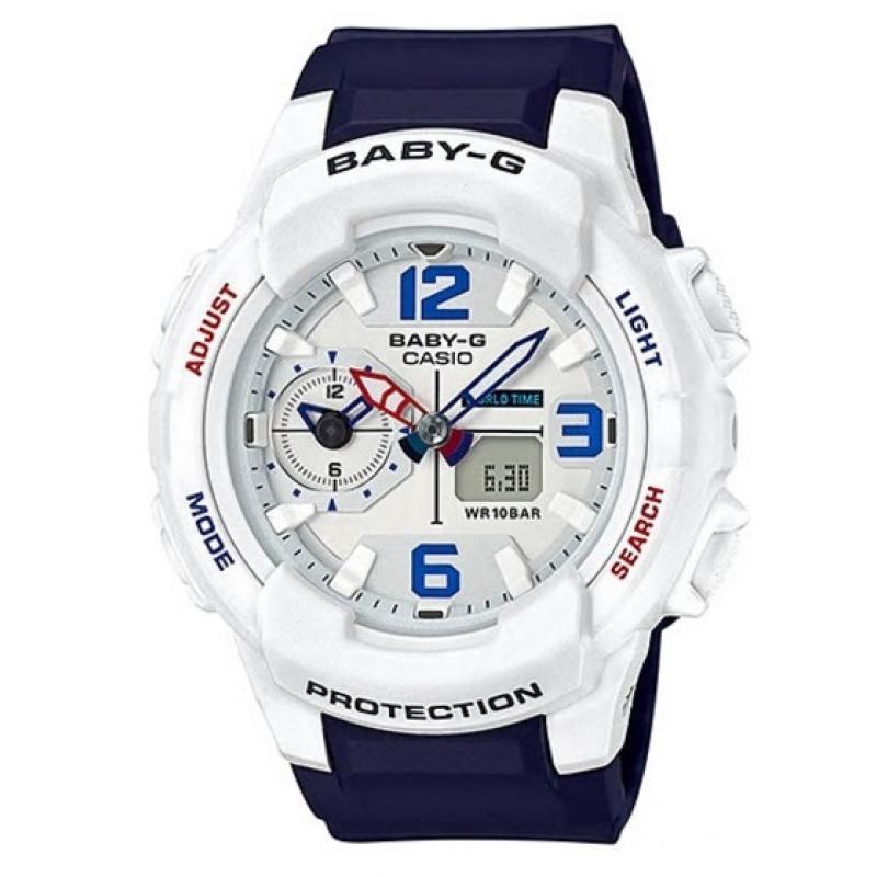 3D náhled Dámske hodinky CASIO Baby-G BGA-230SC-7B 8a05c0319c