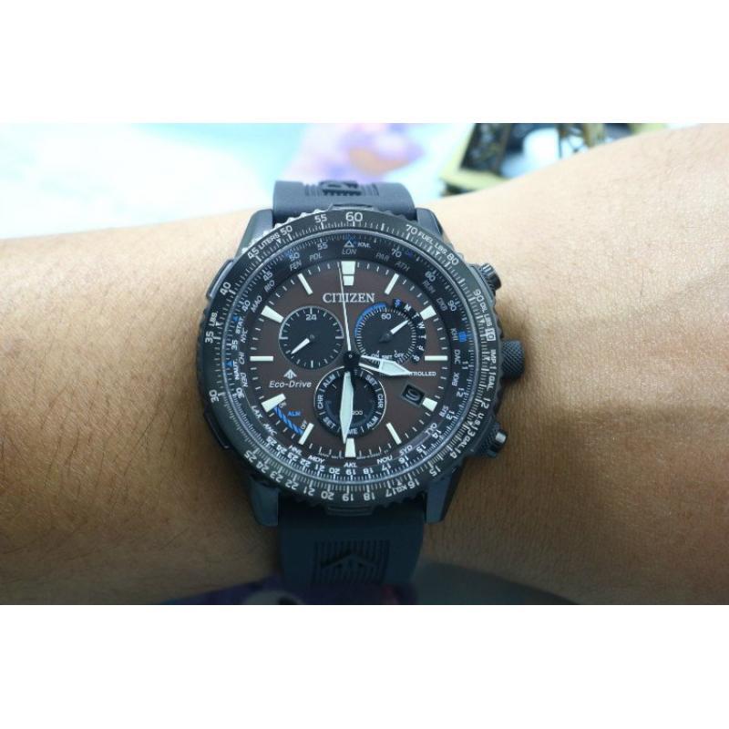 ... Pánske hodinky CITIZEN Promaster RC SS Radiocontrolled CB5005-13X ... 9734bf2a8b