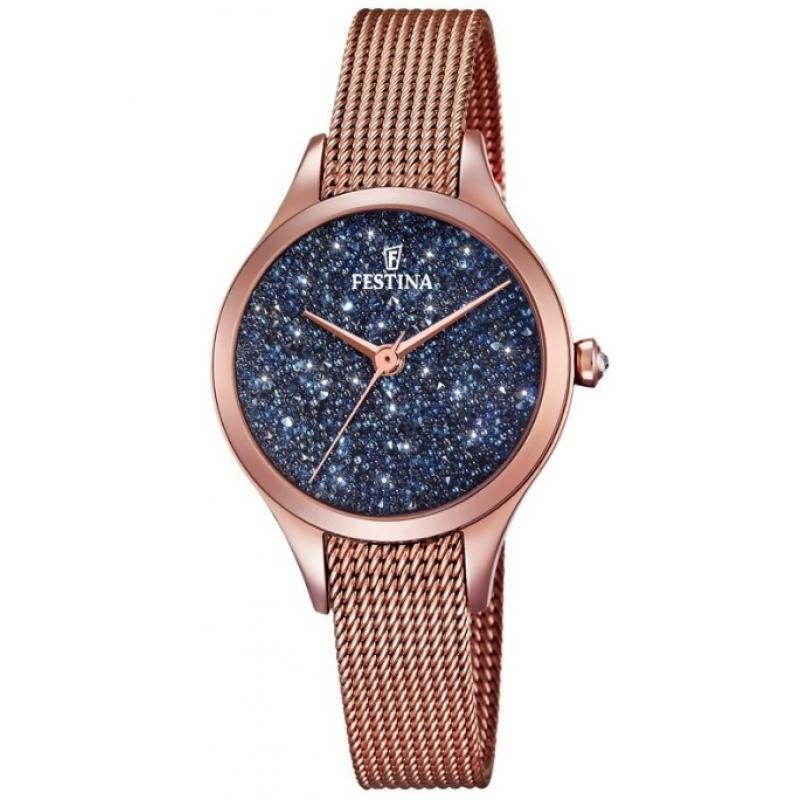 0ac6c5c30 Dámske hodinky FESTINA Swarovski 20338/3   Klenoty-buran.sk