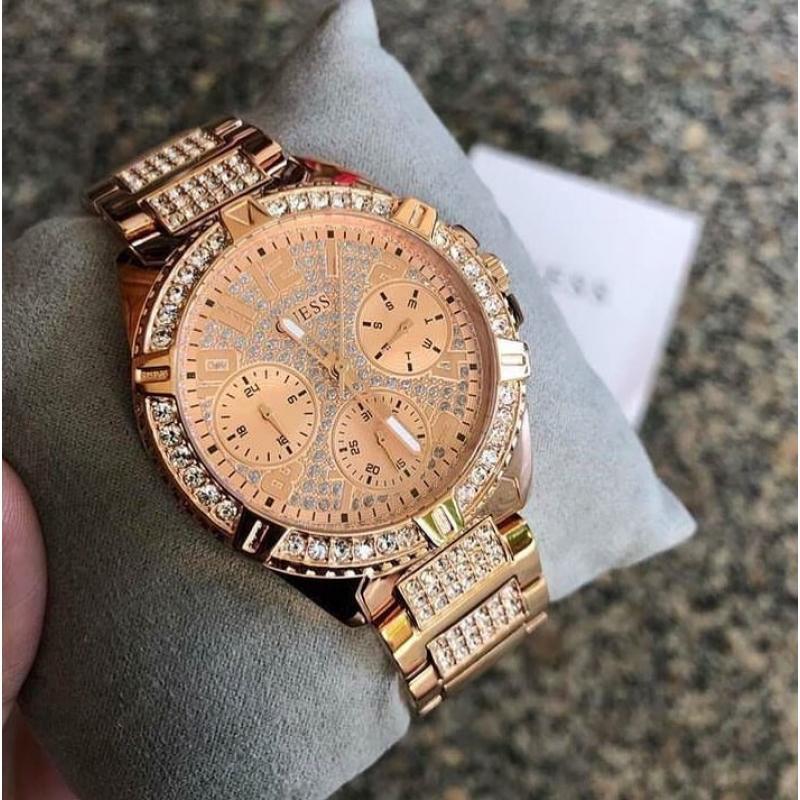 73d340b4f Dámske hodinky GUESS Lady Frontier W1156L3 | Klenoty-buran.sk