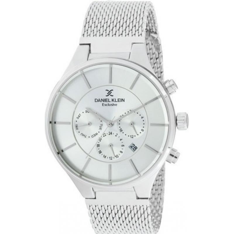 Pánske hodinky DANIEL KLEIN Exclusive DK11559-1  d31bd369f53