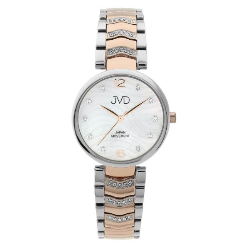 3D náhled Dámske hodinky JVD JC650.3 f020944d902