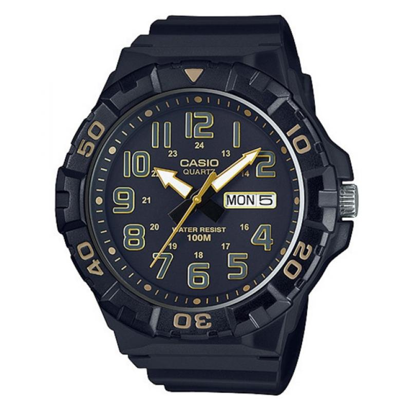 3D náhled Pánske hodinky CASIO MRW-210H-1A2 e699b5f49a2