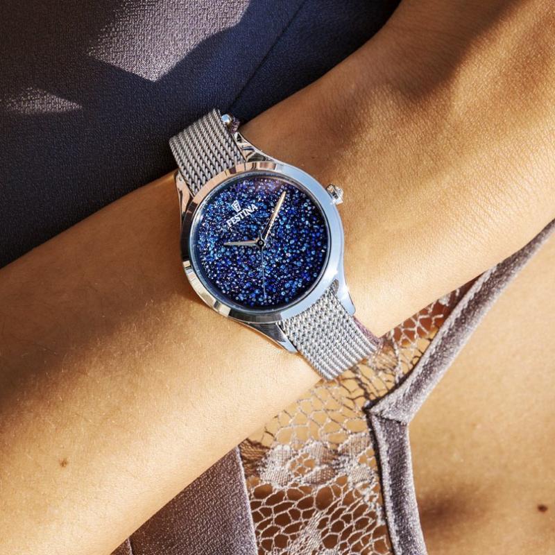 ... Dámske hodinky FESTINA Swarovski 20331 2 ... 32a151d38c3