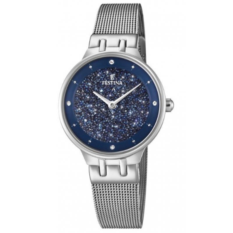 Dámske hodinky FESTINA Swarovski 20385 2  ae4e5cfc5be