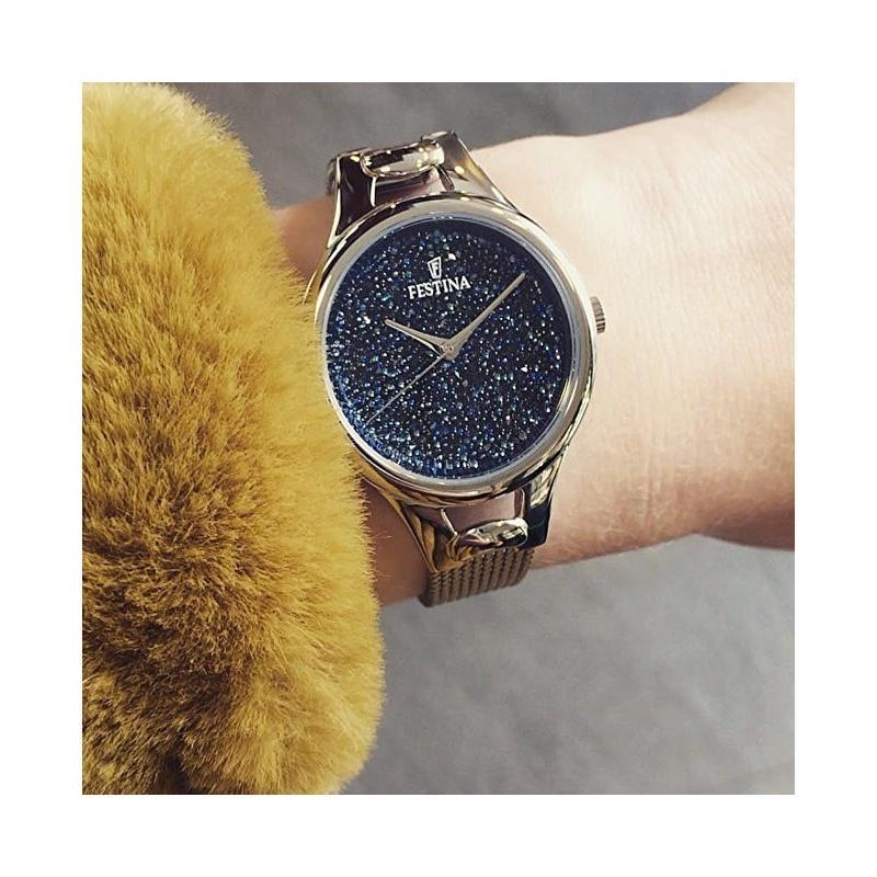 Dámske hodinky FESTINA Swarovski 20331 2 ... 997801f88ab