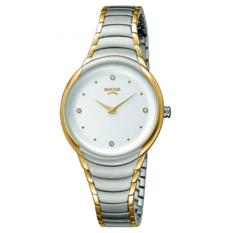 e4329ba5a61 Dámske hodinky BOCCIA TITANIUM 3276-10