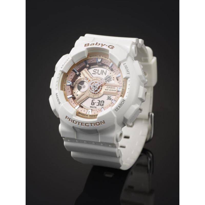 c0be888fdfe ... Dámske hodinky CASIO Baby-G BA-110-7A1 ...