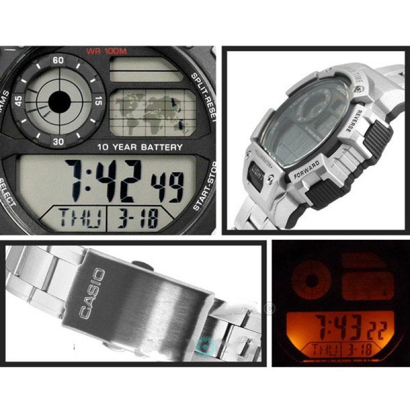 ... Pánske hodinky CASIO Collection AE-1400WHD-1A ... 5d26906a49e