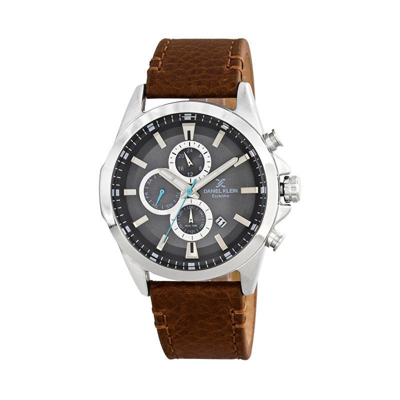8bd988a4b Pánske hodinky DANIEL KLEIN Exclusive DK11602-4 | Klenoty-buran.sk