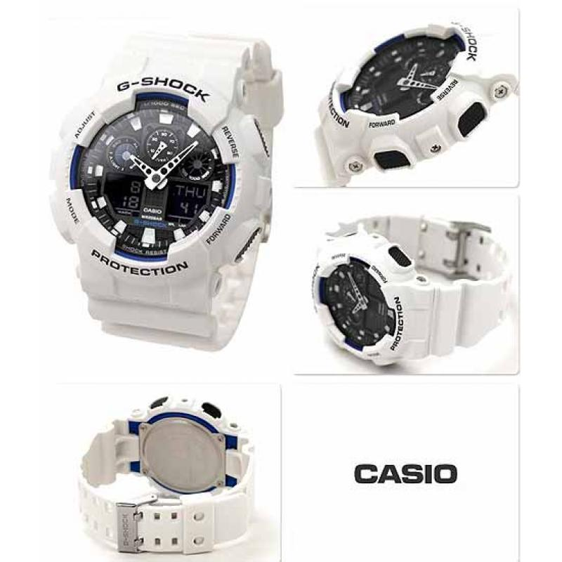86367eae7 Pánske hodinky CASIO G-SHOCK GA-100B-7A   Klenoty-buran.sk