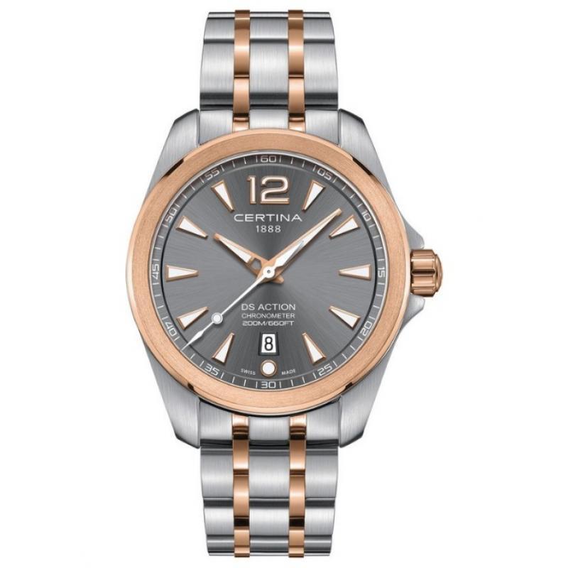 3D náhled Pánske hodinky CERTINA DS Action Chronometer C032.851.22.087.00 9735d277104