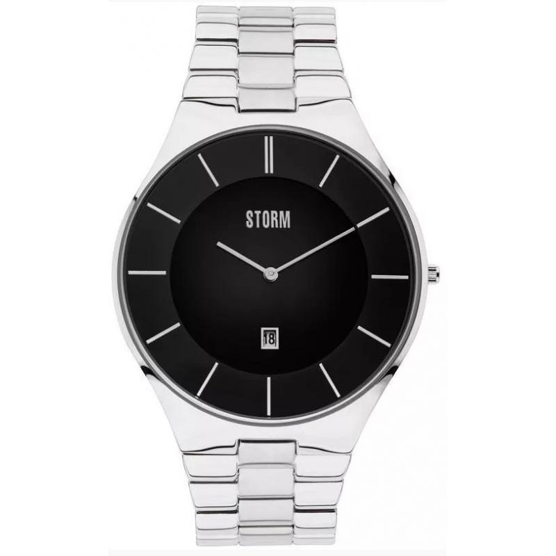 3D náhled Pánske hodinky STORM Slim-X3 Black 47304 BK f952c6ba39