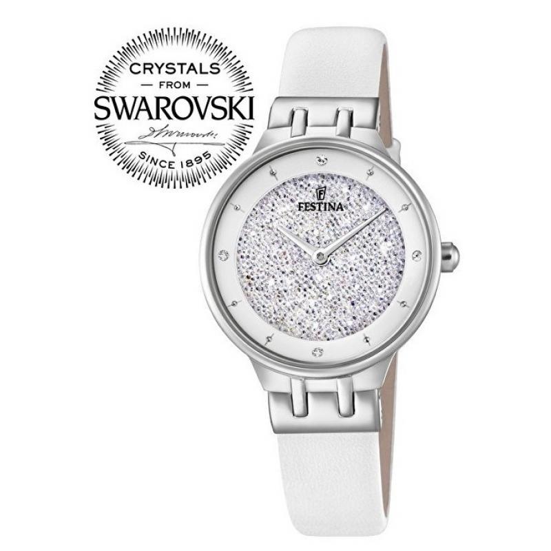 Dámske hodinky FESTINA Swarovski 20404 1 ... 1d09bae7b52