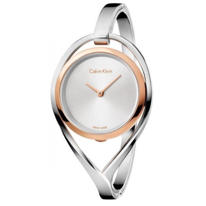 5bfa8c7fce 3D náhled Dámske hodinky CALVIN KLEIN Light K6L2MB16