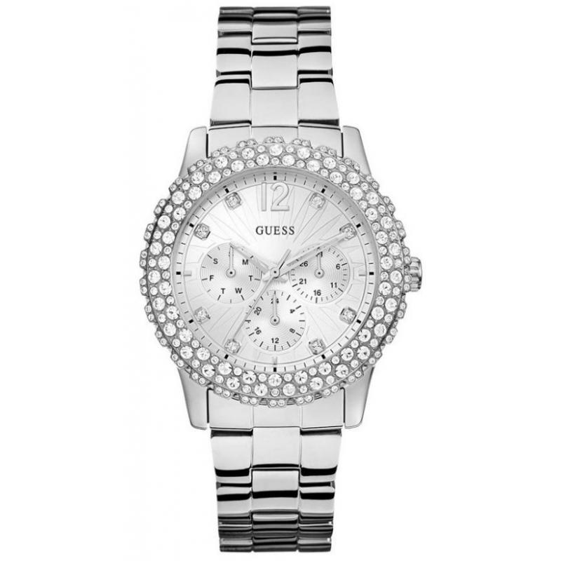 4f4b38e70 Dámske hodinky GUESS Dazzler W0335L1 | Klenoty-buran.sk