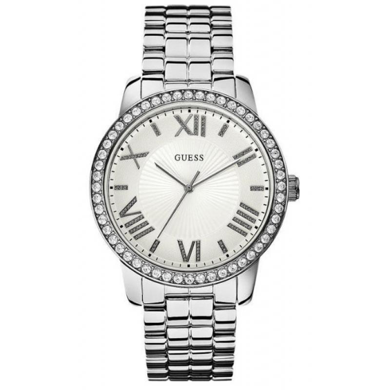 3D náhled Dámske hodinky GUESS Allure W0329L1 224fefe23d7
