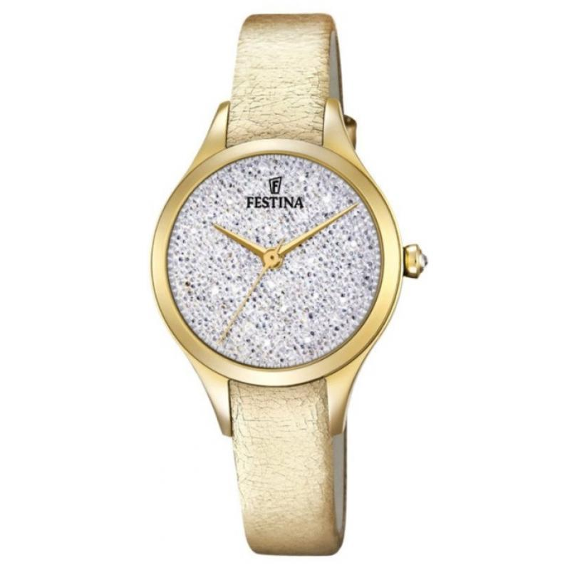 Dámske hodinky FESTINA Swarovski 20410 1  90d8e068c76