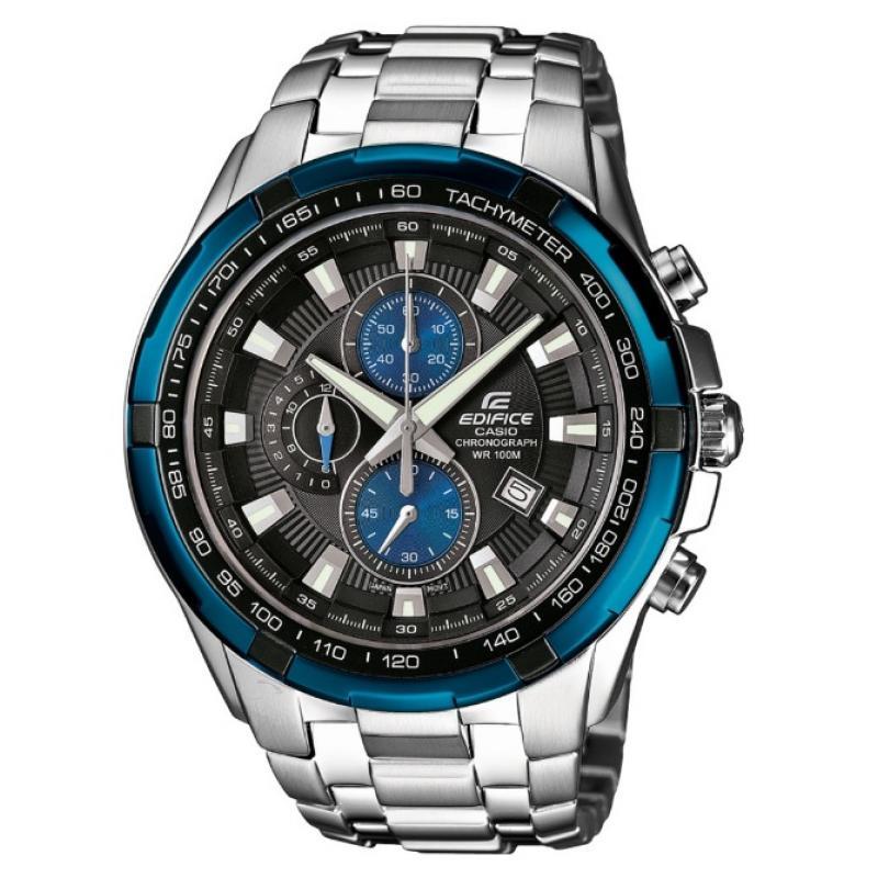 3D náhled Pánske hodinky CASIO Edifice EF-539D-1A2 2a66ad3d3a5