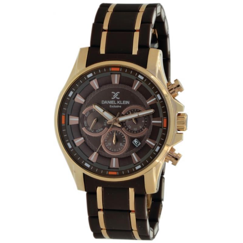 cb3cf54ce Pánske hodinky DANIEL KLEIN Exclusive P DK11618-3 | Klenoty-buran.sk