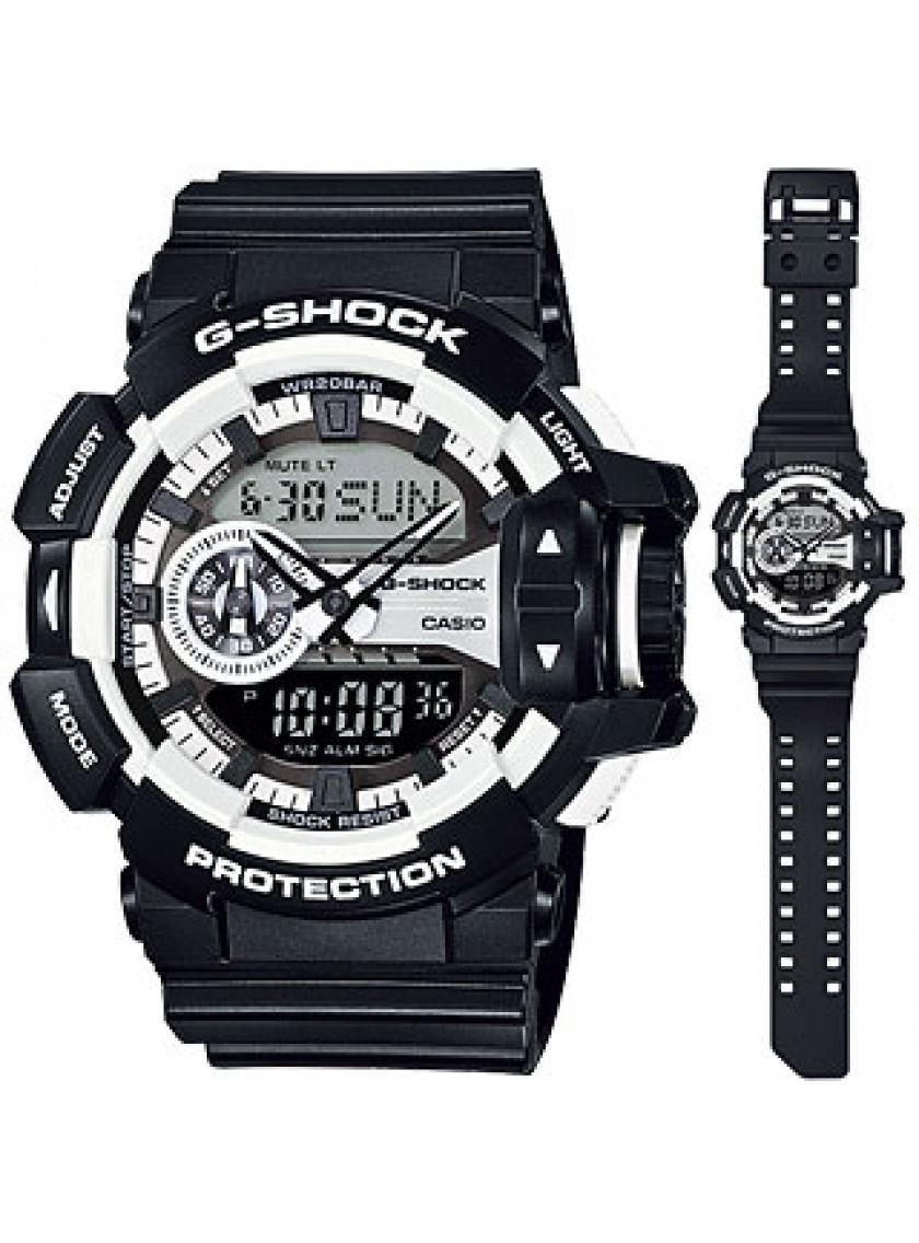 ... Pánske hodinky CASIO G-SHOCK GA-400-1A ... f651d5c031