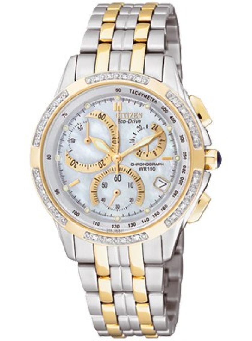 Dámske hodinky CITIZEN Lady Chrono FB1144-50D  5ab28aa4dc
