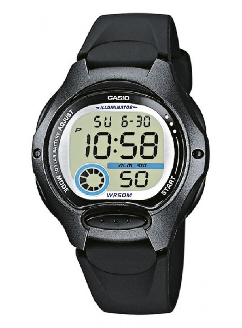 3D náhled Dámske hodinky CASIO LW-200-1B 742653693b