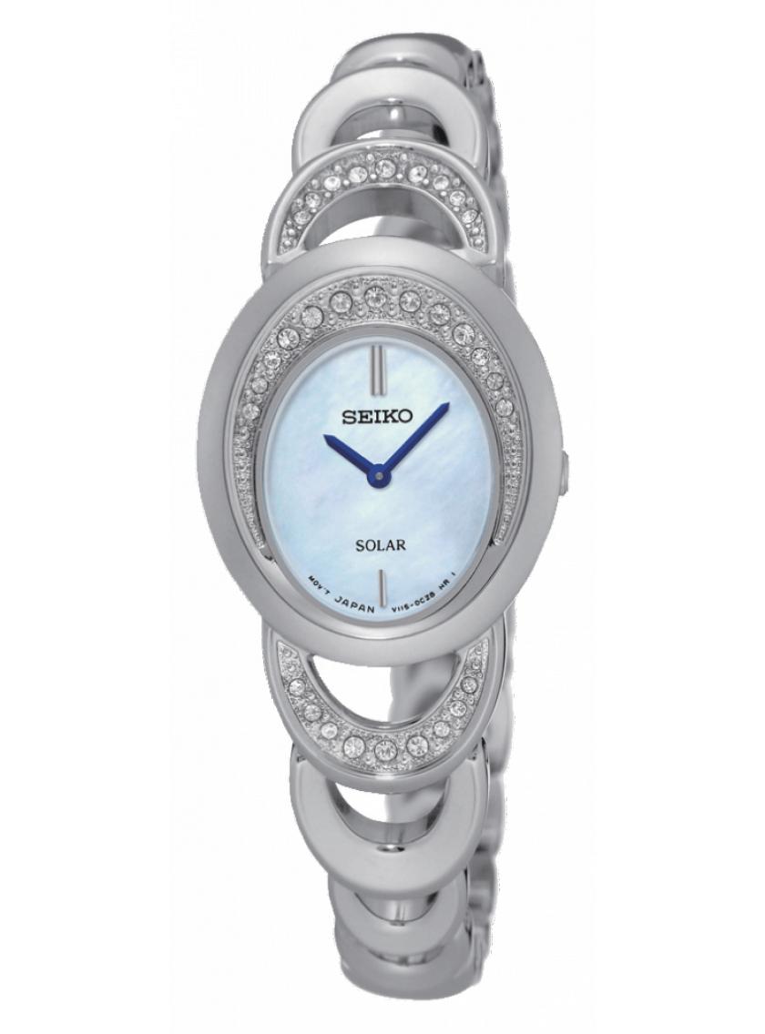 Dámske hodinky SEIKO Solar SUP295P1  ee6bbd69b0f