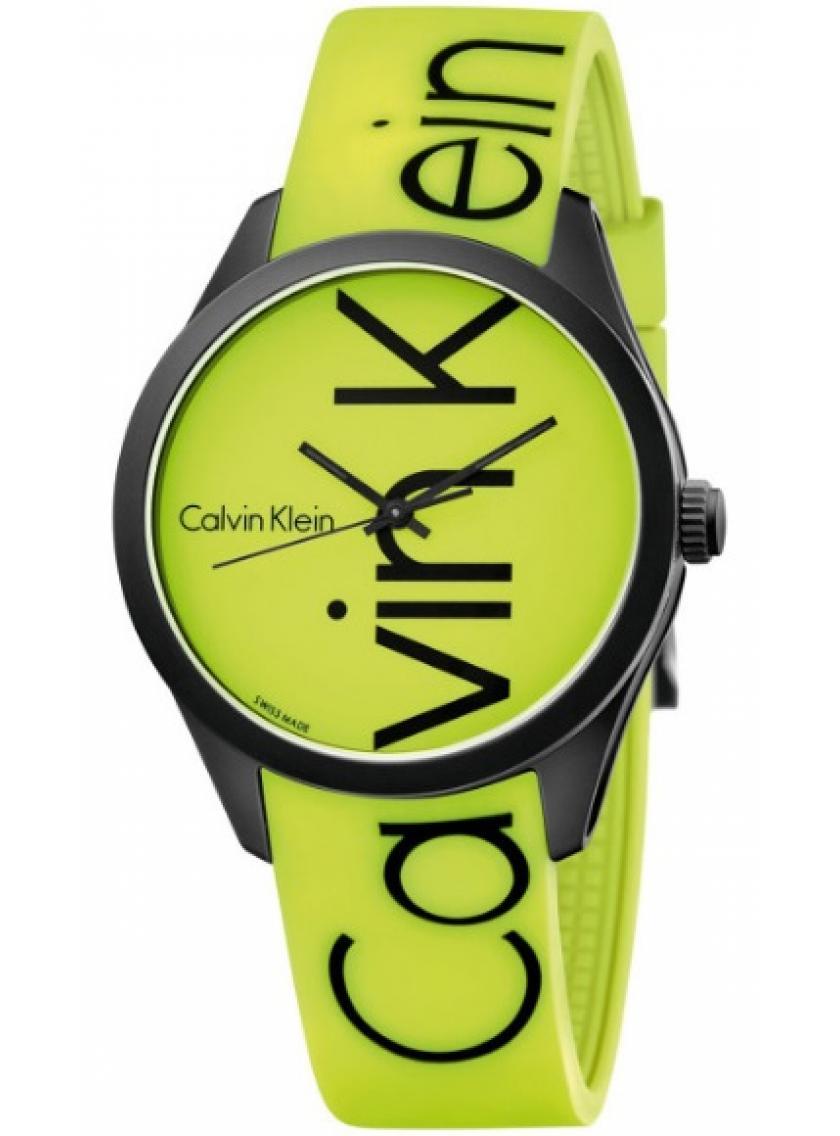 7134403e20 3D náhled Dámske hodinky CALVIN KLEIN Color K5E51TFY