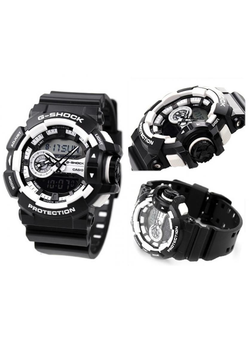 36c8df466 Pánske hodinky CASIO G-SHOCK GA-400-1A   Klenoty-buran.sk