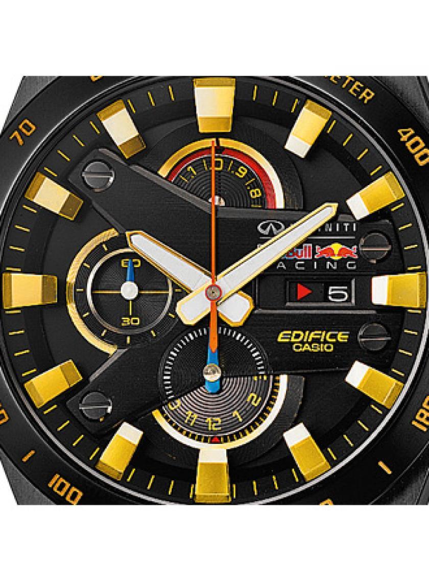 Pánske hodinky CASIO Edifice Red Bull Racing LIMITED EDITION EFR-540RBP-1A  ... 8d4b30e41d