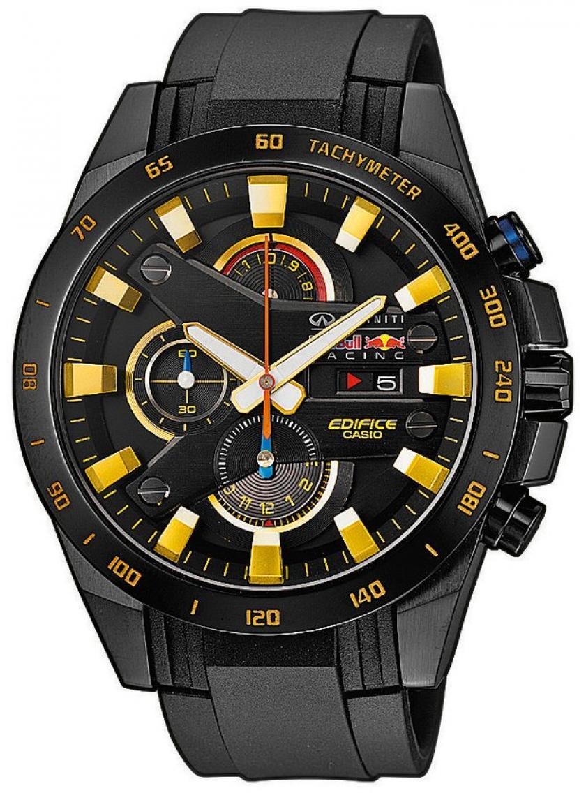 7465f3053a Pánske hodinky CASIO Edifice Red Bull Racing LIMITED EDITION EFR-540RBP-1A