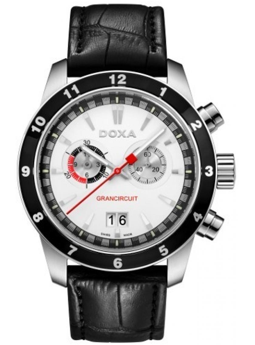 Pánske hodinky DOXA Grancircuit 140.10.011.01  87cfac5ddb9