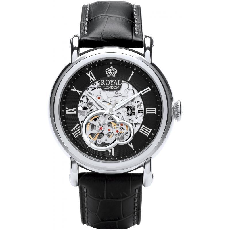 Pánske automatické hodinky ROYAL LONDON 41300-02  20572a57e1c