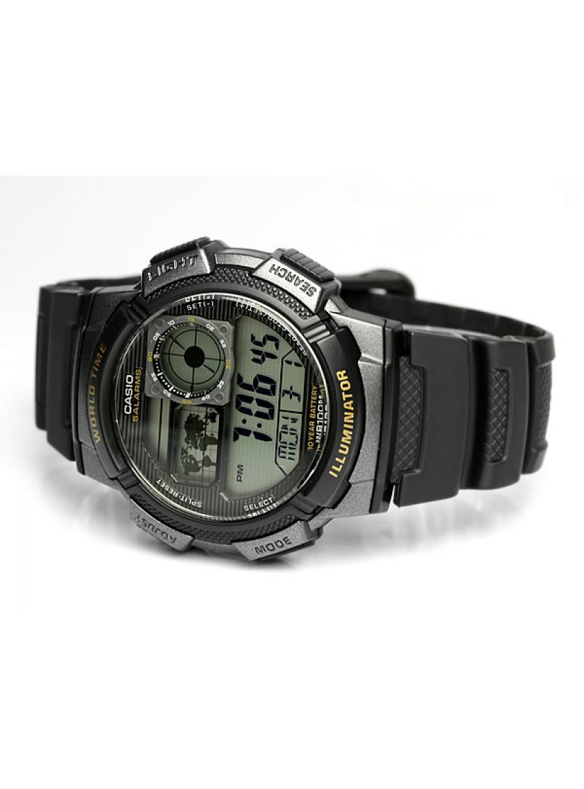 Pánske hodinky CASIO AE-1000W-1A ... acf591d90b8