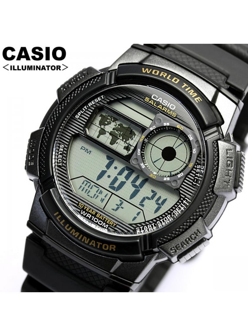 ... Pánske hodinky CASIO AE-1000W-1A ... 72e67e399de
