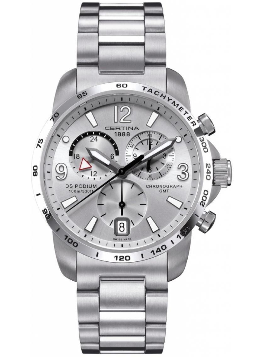46ac5bef651 Pánske hodinky CERTINA DS Podium Big Chrono C001.639.11.037.00 ...