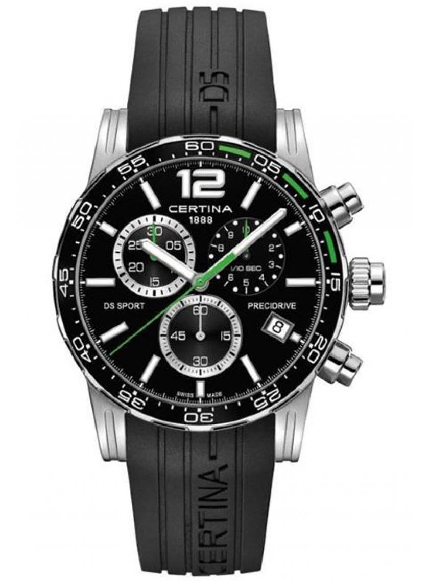 Pánske hodinky CERTINA DS Sport Precidrive C027.417.17.057.01 7f5f6719c0