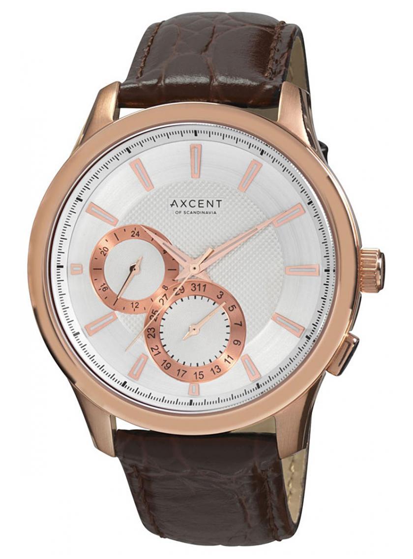 e64a6dc8c Pánske hodinky Axcent of Scandinavia Scoop X2940R-636   Klenoty-buran.sk