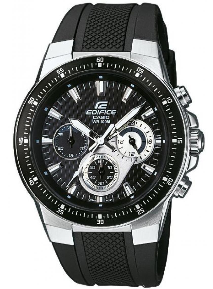 3D náhled Pánske hodinky CASIO Edifice EF-552-1A d1e6e58d174