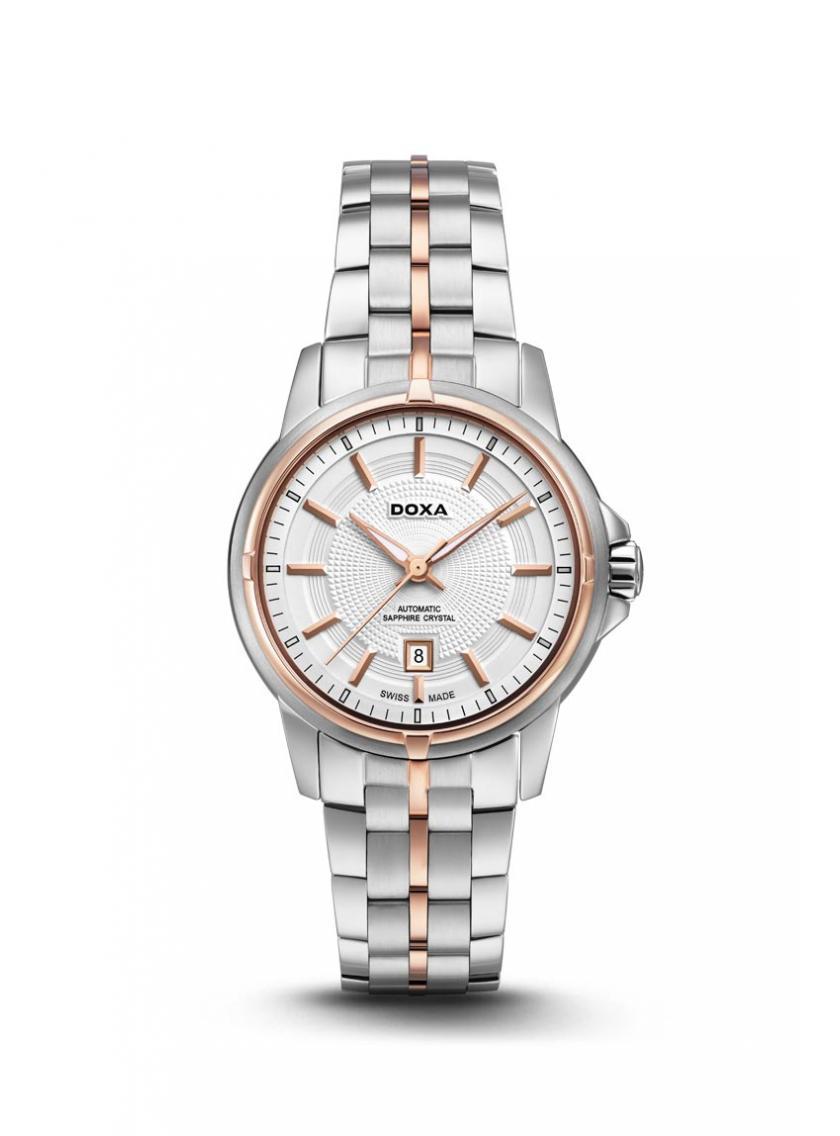 Dámske hodinky DOXA Executive D153RSV  ec59e6c86e3