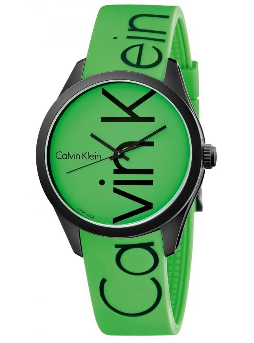 5ec011041b 3D náhled Dámske hodinky CALVIN KLEIN Color K5E51TWL