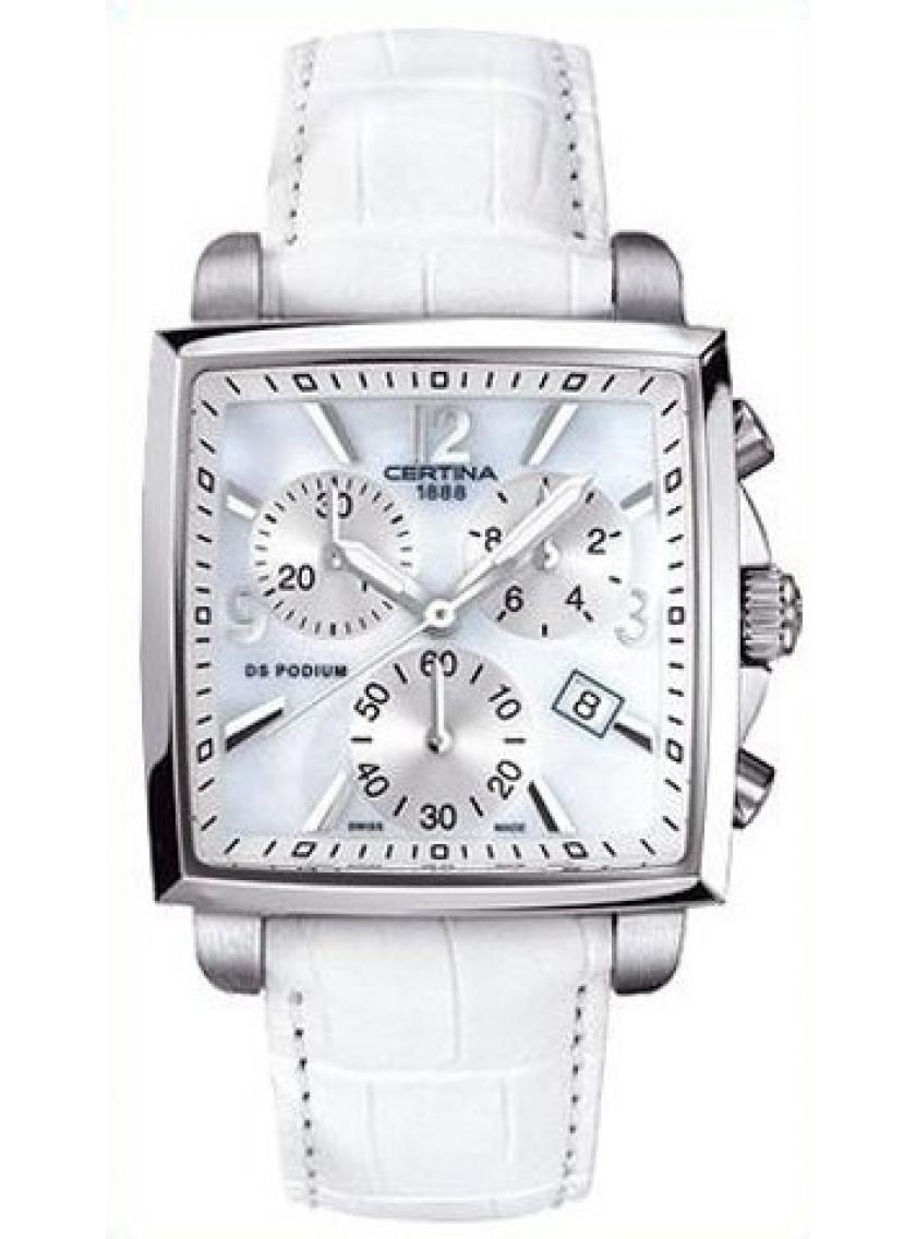 Dámske hodinky CERTINA DS Podium C001.317.16.117.00  a1ec9508bc3