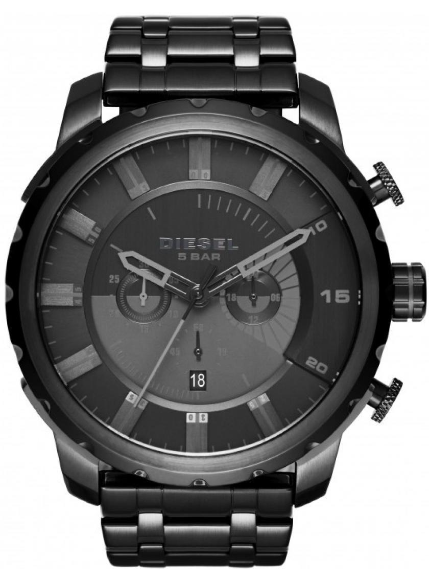 a7fa7242f44a 3D náhled Pánske hodinky DIESEL DZ4349
